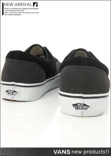 BN VANS Era (Suede) Dark Shadow/Black Shoes #V173