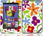 DECAL SKIN KIT for NOOK COLOR TABLET  VARIOUS DESIGNS   Case Alt