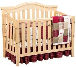 Delta Canton 4 in 1 Convertible Crib Black Delta Babies R Us