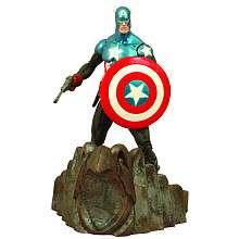 Marvel Select Action Figure   Captain America   Diamond Select Toys