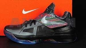 Nike Zoom KD IV 4 BHM Black History Month KEVIN DURANT sz 8 13
