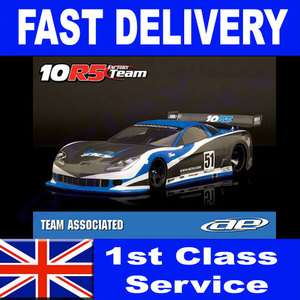 Team Associated RC10R5 Factory Team 110 Scale Pan Car