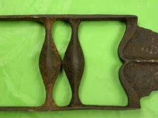 Antique 19 Cent Indo Persian KATAR knife dagger sword