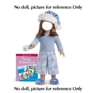 Let It Snow Sleep Set for 18 American Girl doll Toys