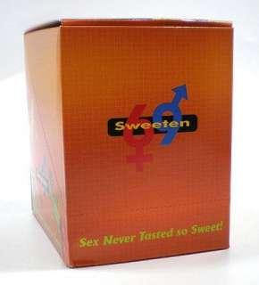 SWEETEN69 Semen Sweetener Trial size 2 ct Sweeten 69