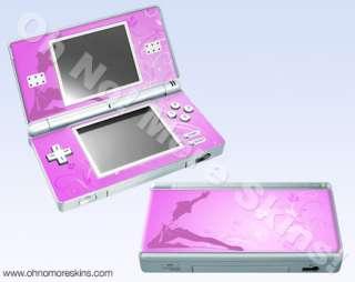Nintendo DS Lite Skin Vinyl Decal   Ballet Girl