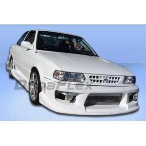 1991 1994 Nissan Sentra Drifter Front Bumper Automotive