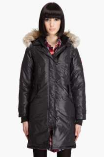 Canada Goose Kensington Parka for women  SSENSE
