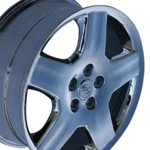 LS 430 Style Wheels Fits Lexus   Chrome 18x7.5 Set of 4