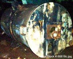 USEDStainless steel mix tank, 800 gallon, 4 diameter