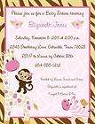 Baby Shower Invitations   Get great deals for Baby Shower Invitations