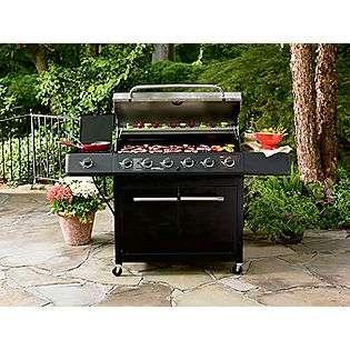 Burner Gas Grill with Side Burner*  Char Broil Outdoor Living Grills
