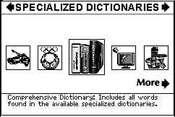 Atlas English , Arabic Electronic Dictionary SD3900i