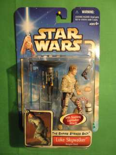 Star Wars Hasbro Luke Action Figure Carded New