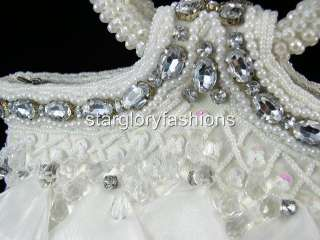 Charming Rhinestone Evening/Wedding/Prom Purse 8 Colors