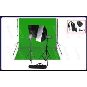 Studiohut Deluxe Studio Photography Light Kit complete