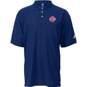 Detroit Pistons Full Color Logo Polo Shirt