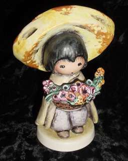 Ted DeGrazia Flower Boy Goebel figurine MIB 6