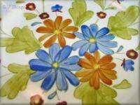 Metlox Vernon Ware Vernon Bouquet Salad Plate