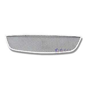 04 08 Mazda RX 8 Main Upper Chrome Stainless Steel Mesh