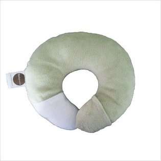 BabyMoon Pillow   For Flat Head Syndrome & Neck Support (Sage)  Baby