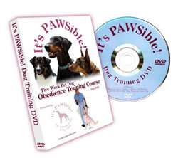 Five Week Pet Dog Obedience Training Course on DVD 639441051298