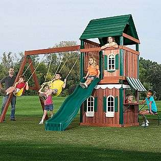 Newport News Play Set   Price Includes Shipping  Swing N Slide Toys