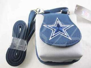 NFL Dallas COWBOYS Game Day Purse Plus PursePlus