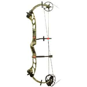 PSE Bow Madness Compound Bow Mossy Oak Break   Up / Left Hand: