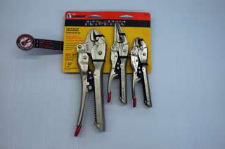 Automatic Clamping Pliers Set   Welding Tools 180611801002