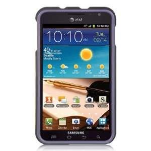 VMG Samsung Galaxy Note Hard Case Cover   Lavender Purple Premium Hard