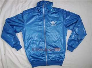 NEW ADIDAS CHILE 62 TRACK TOP JACKET AIR FORCE BLUE/WHT