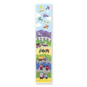 Olive Kids Trains, Planes & Trucks Growth Charts Toys & Games