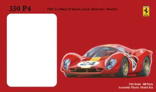 Fujimi HR21 Ferrari 330P4 #24 1/24 scale kit