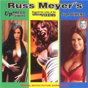 Russ Meyers Vixons Vol.2: Soundtrack: Music