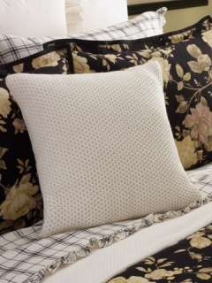 Winter Rose Knit Pillow   Lauren Home Throw Pillows   RalphLauren