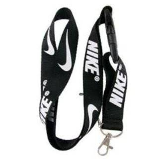 Pink Nike Lanyard Keychain Holder: Automotive