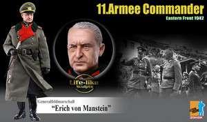 Dragon 56.Panzer Korps Commander Erich von Manstein Action Figure