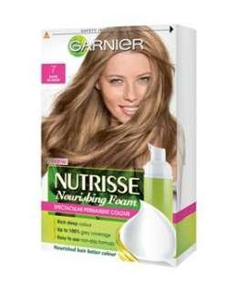 Garnier Nutrisse Nourishing Foam   dark blonde 7   Boots