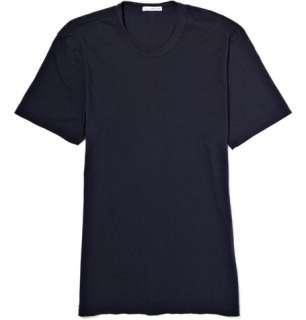 shirts  Crew necks  Crew Neck Cotton Jersey T shirt