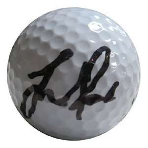 Justin Rose Autographed / Signed Golf Ball Everything