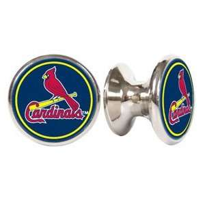 St. Louis Cardinals* MLB Stainless Steel Cabinet Knobs