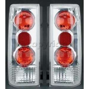 ALTEZZA TAIL LIGHT gmc SAFARI 85 05 chevy chevrolet ASTRO