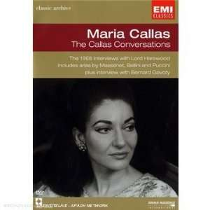 Callas Conversations (EMI Classic Archive): Maria Callas: Movies & TV