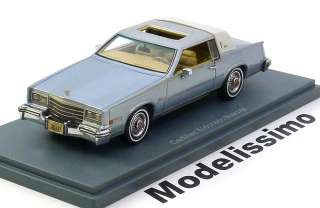 43 Neo Cadillac Eldorado Biarritz 1979 lightblue met.