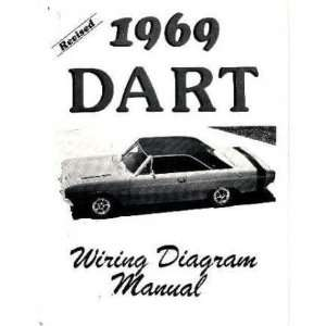 1969 DODGE DART Wiring Diagrams Schematics: Automotive