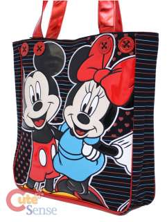 Disney Mickey Mouse Tote Bag Loungefly 2
