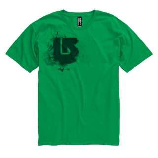 Burton T Shirt Dissolve men (kelly green) FW2011 Gr. S