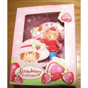 Strawberry Shortcake Ornament Berry Special Friends 2004