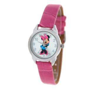 MIN003 Casual Womens Disney Minnie Mouse Watch New 049353724591